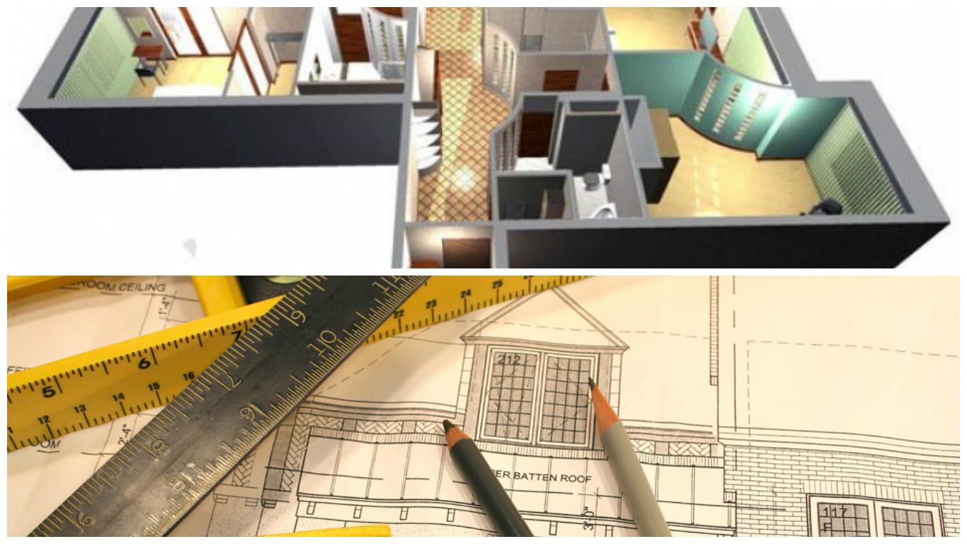 Диплом дизайн и перепланировка квартиры - Фото - Делаем