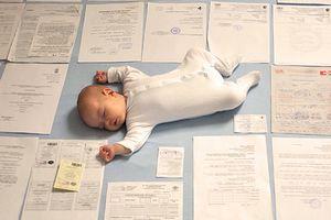 куда прописывать новорожденного ребенка